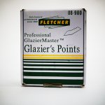 "3/8"" Glazier's Points - 5,000/box"
