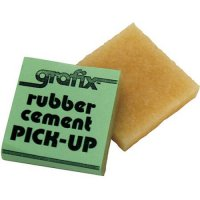 Rubber Cement Pick-Up