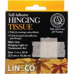 "Mounting/Hinging Tissue - 1"" x 98'"